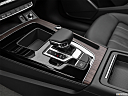 2021 Audi Q5 Premium 45 TFSI, gear shifter/center console.