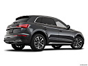 2021 Audi Q5 Premium 45 TFSI, low/wide rear 5/8.