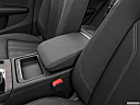 2021 Audi Q5 Premium 45 TFSI, front center console with closed lid, from driver's side looking down