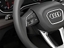 2021 Audi Q5 Premium 45 TFSI, steering wheel controls (left side)