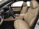 2021 BMW 3-series 330i, front seats from drivers side.
