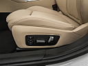 2021 BMW 3-series 330i, seat adjustment controllers.