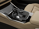 2021 BMW 3-series 330i, gear shifter/center console.