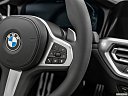 2021 BMW 3-series 330e, steering wheel controls (right side)