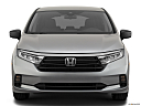 2021 Honda Odyssey LX, low/wide front.