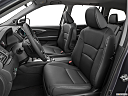 2021 Honda Pilot EX-L, front seats from drivers side.