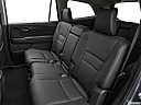 2021 Honda Pilot EX-L, rear seats from drivers side.