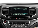 2021 Honda Pilot EX-L, closeup of radio head unit