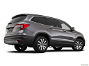 2021 Honda Pilot EX-L, low/wide rear 5/8.