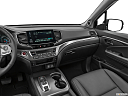 2021 Honda Pilot EX-L, center console/passenger side.