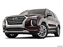 2021 Hyundai Palisade Limited, front angle view, low wide perspective.