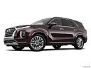 2021 Hyundai Palisade Limited, low/wide front 5/8.