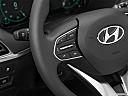 2021 Hyundai Palisade Limited, steering wheel controls (left side)