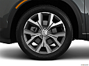 2021 Hyundai Palisade SEL, front drivers side wheel at profile.