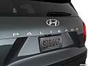 2021 Hyundai Palisade SEL, rear model badge/emblem