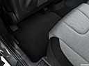 2021 Hyundai Palisade SEL, rear driver's side floor mat. mid-seat level from outside looking in.