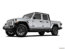 2021 Jeep Gladiator Overland, low/wide front 5/8.