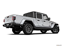 2021 Jeep Gladiator Overland, low/wide rear 5/8.