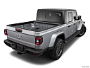2021 Jeep Gladiator Overland, rear 3/4 angle view.