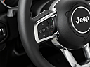 2021 Jeep Gladiator Overland, steering wheel controls (left side)