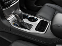 2021 Jeep Grand Cherokee Limited, gear shifter/center console.