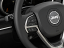 2021 Jeep Grand Cherokee Limited, steering wheel controls (left side)