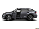 2021 Lexus RX RX 350, driver's side profile with drivers side door open.