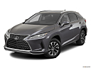 2021 Lexus RX RX 350, front angle view.