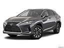 2021 Lexus RX RX 350, front angle medium view.
