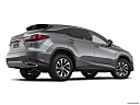 2021 Lexus RX RX 350, low/wide rear 5/8.