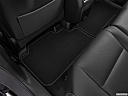 2021 Lexus RX RX 350, rear driver's side floor mat. mid-seat level from outside looking in.