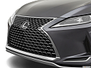 2021 Lexus RX RX 350, close up of grill.