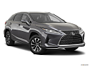 2021 Lexus RX RX 350, front passenger 3/4 w/ wheels turned.