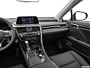 2021 Lexus RX RX 350, center console/passenger side.