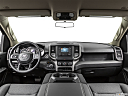 2021 RAM 1500 Tradesman, centered wide dash shot