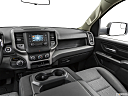 2021 RAM 1500 Tradesman, center console/passenger side.