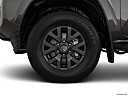 2021 Toyota Tacoma SR5, front drivers side wheel at profile.