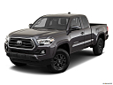 2021 Toyota Tacoma SR5, front angle view.