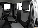 2021 Toyota Tacoma SR5, rear seats from drivers side.