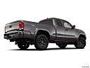 2021 Toyota Tacoma SR5, low/wide rear 5/8.