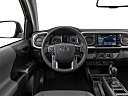 2021 Toyota Tacoma SR5, steering wheel/center console.