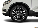 2021 Volvo XC40 T5 AWD R-Design, front drivers side wheel at profile.