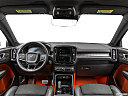 2021 Volvo XC40 T5 AWD R-Design, centered wide dash shot
