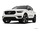 2021 Volvo XC40 T5 AWD R-Design, front angle view, low wide perspective.