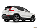 2021 Volvo XC40 T5 AWD R-Design, low/wide rear 5/8.