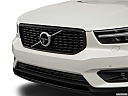 2021 Volvo XC40 T5 AWD R-Design, close up of grill.