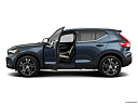2021 Volvo XC40 T4 Inscription, driver's side profile with drivers side door open.