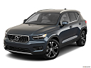 2021 Volvo XC40 T4 Inscription, front angle view.