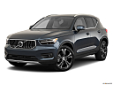 2021 Volvo XC40 T4 Inscription, front angle medium view.