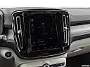 2021 Volvo XC40 T4 Inscription, driver position view of navigation system.